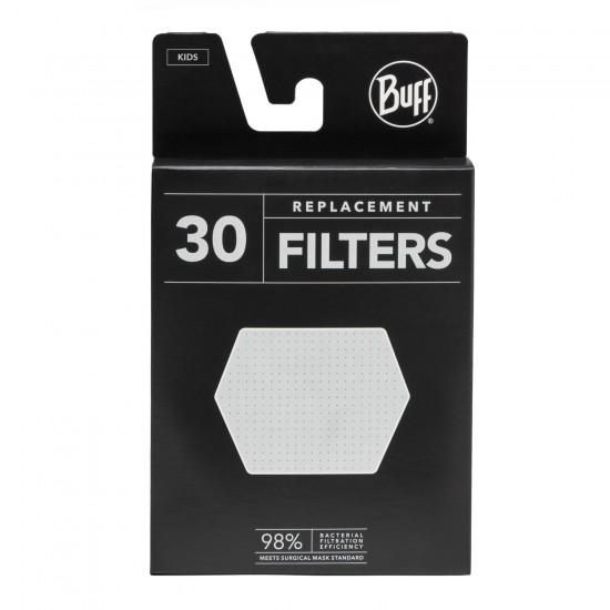Vymenitelné filtre (deti) - 30 ks