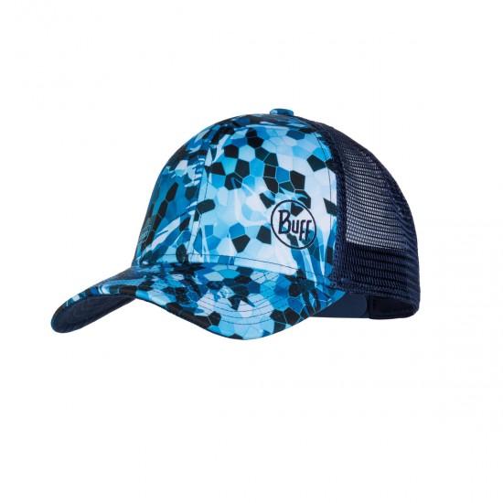 Mosaic Camo Marine Blue