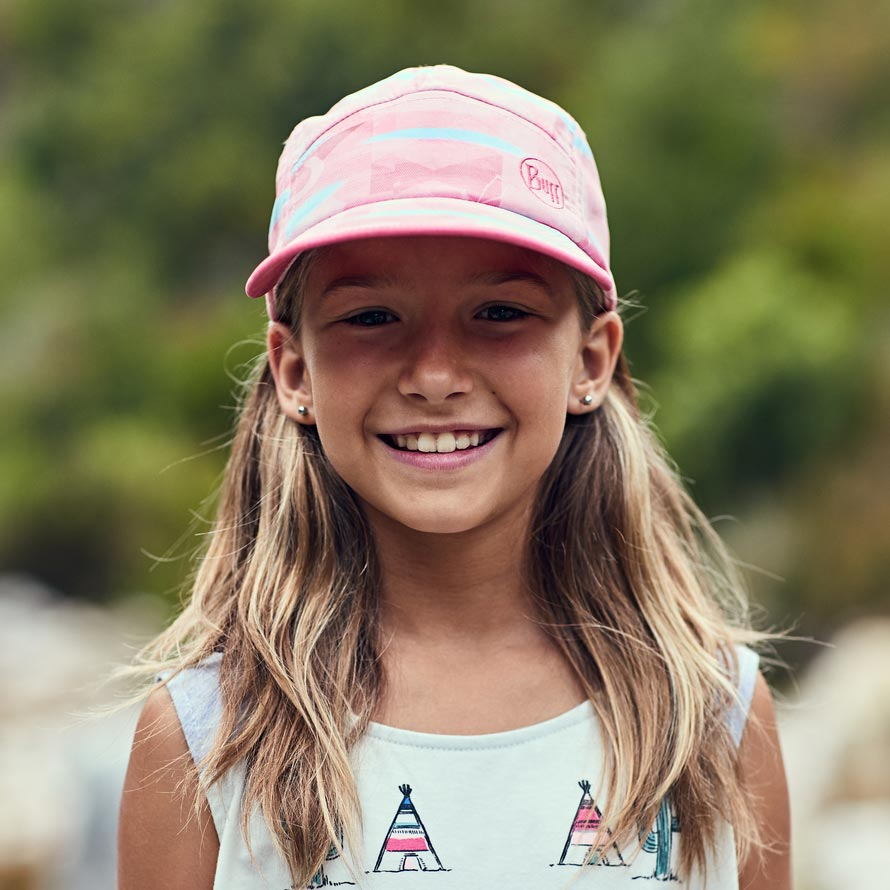 BUFF - 5 Panels Cap Kids